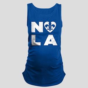 NOLA Maternity Tank Top