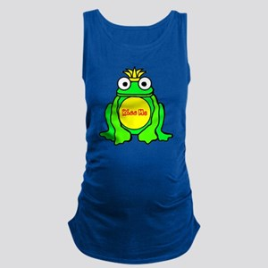 2-frog prince Maternity Tank Top