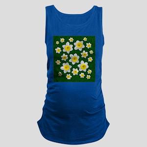 Spring Daffodils Maternity Tank Top