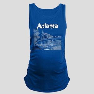 Atlanta_10x10_GeorgiaAqarium_Wh Maternity Tank Top