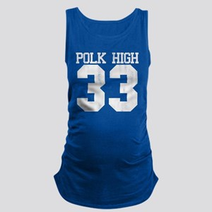 polkhigh33-W Maternity Tank Top