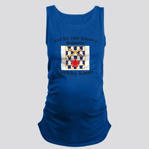 2nd Bn 16th Infantry Maternity Tank Top