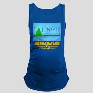 Juneau (Flag 10) Maternity Tank Top