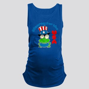 frog-USA Maternity Tank Top