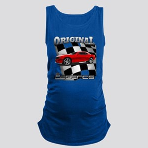 Musclecar Top  100 d13006 Maternity Tank Top