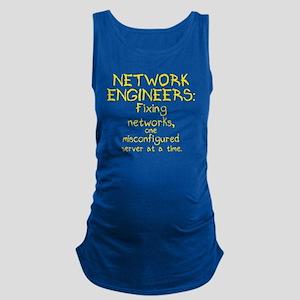 network-engineers-dk Maternity Tank Top