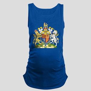 Royal COA of UK Maternity Tank Top