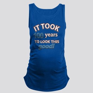 It took 100 years to look this  Maternity Tank Top