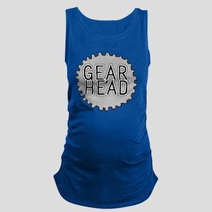 Gear Head Maternity Tank Top