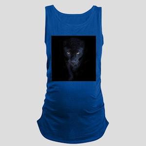 Black Panther Maternity Tank Top