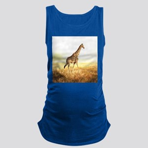Giraffe Maternity Tank Top