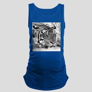 Lazy Tiger Maternity Tank Top