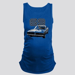 1969 Charger 03 Maternity Tank Top