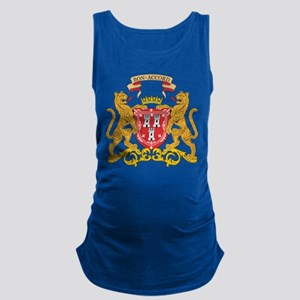 Aberdeen Coat of Arms Maternity Tank Top