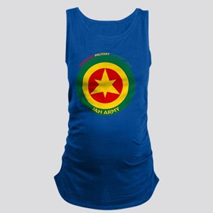 Ethiopian Military Aircraft Ins Maternity Tank Top