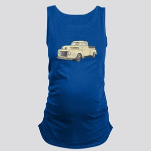 1950 Ford F1 Maternity Tank Top