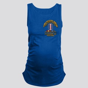 Just Cause - 193rd Infantry Bde Maternity Tank Top