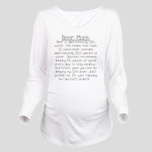 39b65bec Funny Beer Maternity T-Shirts - CafePress