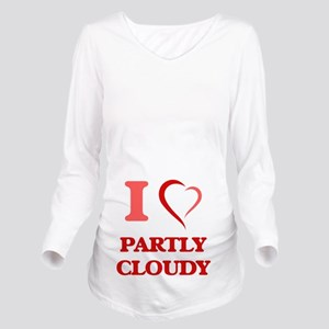 I love Partly Cloudy T-Shirt