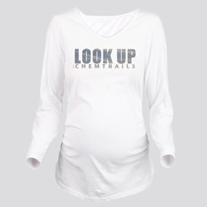 LOOK UP - Chemtrails T-Shirt