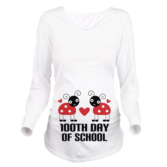 red ladybugs 100th Day of school