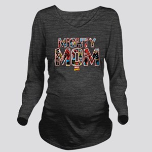 Thor Mom Long Sleeve Maternity T-Shirt
