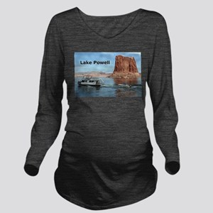 Lake Powell, Arizona Long Sleeve Maternity T-Shirt