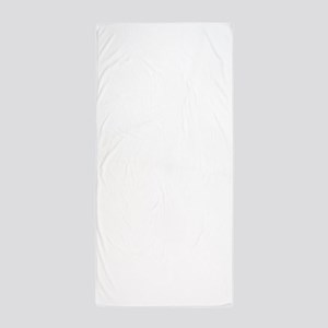Cow surfing Beach Towel