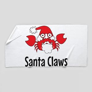 Christmas Puns.Christmas Puns Beach Towels Cafepress
