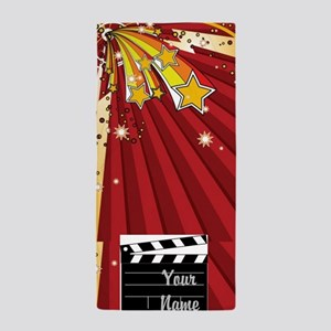 A Star Is Born Beach Towel