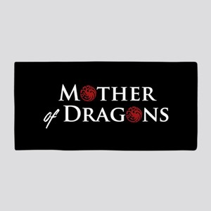 GOT Mother Of Dragons Beach Towel