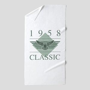 1958 Classic Eagle Beach Towel