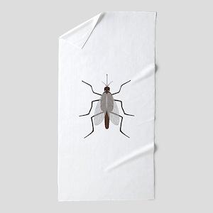 Mosquito Beach Towel