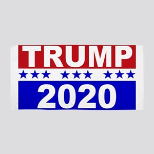 Trump 2020 Beach Towel