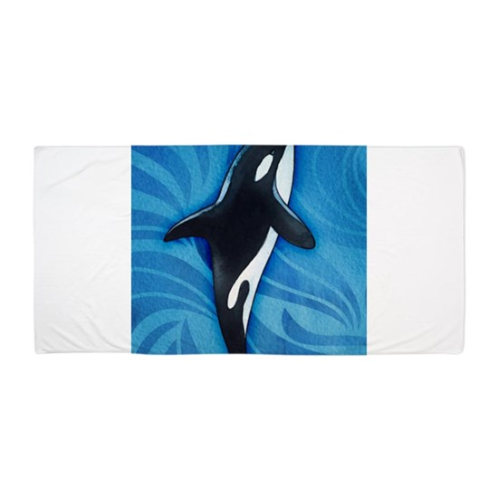 PERSONALIZED Ocean Orca