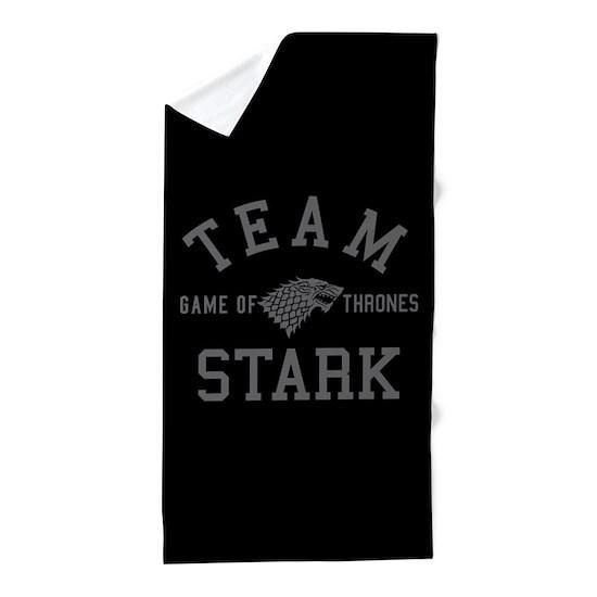 Got Team Stark Beach Towel By Missthree