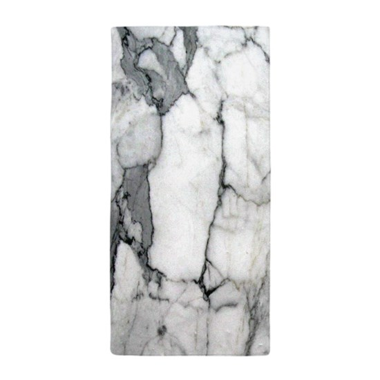 abstract chic white marble