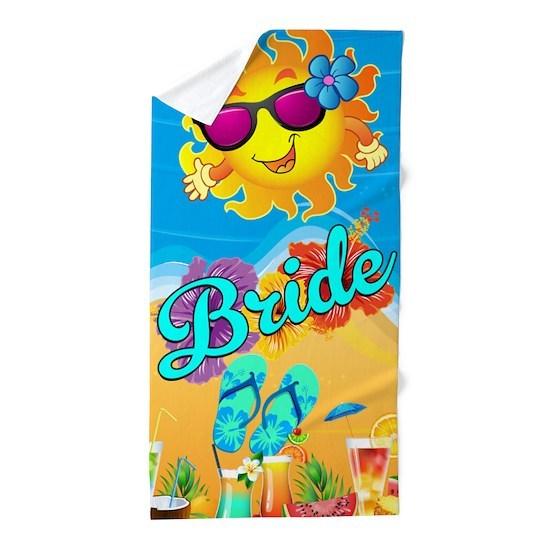 Beach Bride Honeymoon