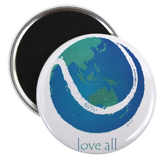 tennis ball world globe