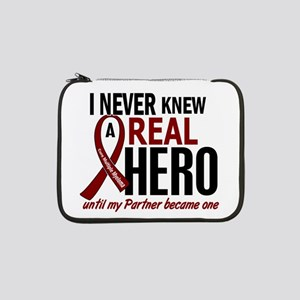 "Multiple Myeloma Real Hero 2 13"" Laptop Sleeve"