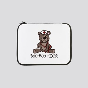 "Boo Boo Fixer 13"" Laptop Sleeve"