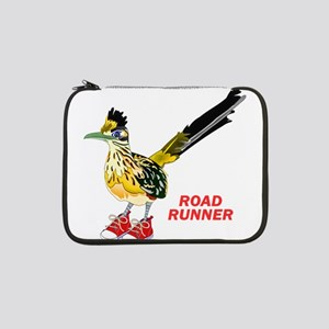 "Road Runner in Sneakers 13"" Laptop Sleeve"