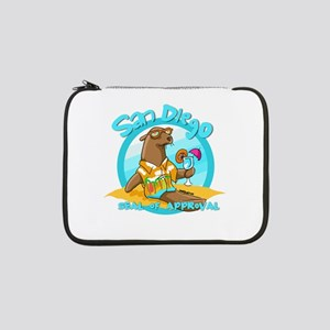 "San Diego Seal of Approval 13"" Laptop Sleeve"