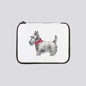 "SCOTTISH TERRIER 13"" Laptop Sleeve"