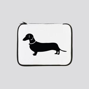 "Weiner Dog 13"" Laptop Sleeve"