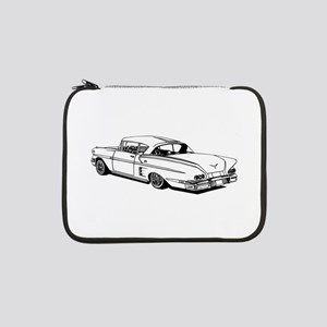 "Shelby Mustang Cobra car 13"" Laptop Sleeve"