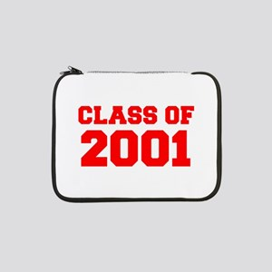 "CLASS OF 2001-Fre red 300 13"" Laptop Sleeve"