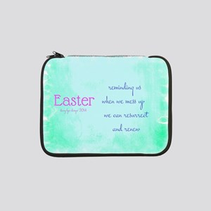 "Easter Renew 13"" Laptop Sleeve"