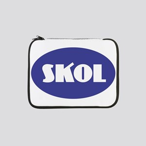 "SKOL - Purple 13"" Laptop Sleeve"