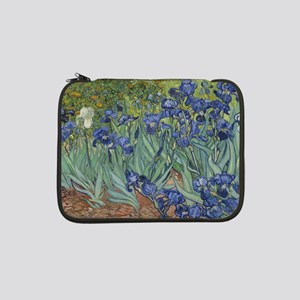 "Van Gogh - Irises 13"" Laptop Sleeve"